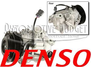 A/C Compressor w/Clutch Acura RL 2005-2012 - NEW OEM