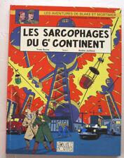 Blake & Mortimer Les Sarcophages du 6è Continent T1 SENTE & JUILLARD éd B & M EO
