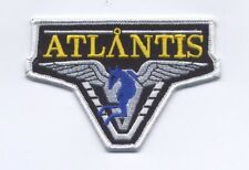 "Stargate Atlantis TV Series Uniform Embroidered 4"" Wide Shoulder Patch"