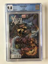 All-New X-Men #7 CGC 9.8 - 50th Anniversary variant cover