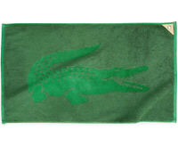 LACOSTE Croc Fairway Green Golf Towel