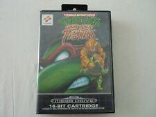 Turtles Tournament Fighters - Sega Mega Drive Spiel - Sammlerzustand