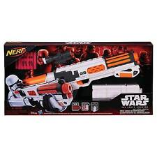 Star Wars Nerf Episode VII First Order Stormtrooper Deluxe Blaster B3173