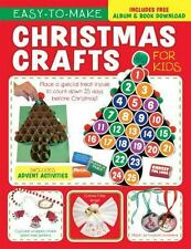 I'm Learning the Bible Activity Book: Easy-To-Make Christmas Crafts for Kids...