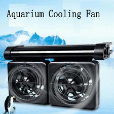 2/3/4 Aquarium Cooling Fans 110V-240V Water Cool Fan Fish Tank Cold Wind Chiller