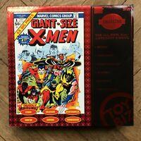 GIANT-SIZE X-MEN 6 FIGURE BOX SET, Toy Biz 1998, Storm, Colossus, Nightcrawler