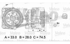 VALEO Alternador BMW Serie 3 5 7 6 437450