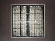 Plafoniere Quadrate Neon Ufficio : Plafoniera neon 60x60 a altri articoli per lilluminazione da