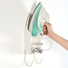 The Door Iron Caddy Ironing Board Holder Hanger Wall Mount Small Apartment Home