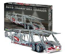 REVELL 1509 AUTO TRANSPORT TRAILER MODEL KIT