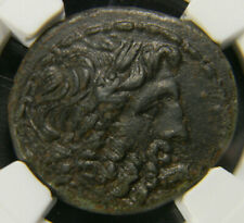 Syria Antioch 1st century bc coin NGC XF