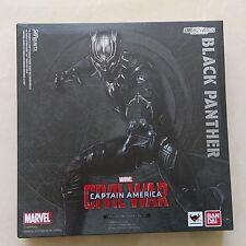 New Black Panther S.H.Figuarts Marvel Captain America Civil War  Action Figure