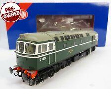 OO Gauge Heljan 34101 Class 33 D6507 BR Green Loco