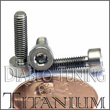3mm x 0.50 x 12mm - TITANIUM SOCKET HEAD CAP Screw - DIN 912 Grade 5 Ti M3 Hex