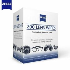 Zeiss Cleaning Lens Wipes Eye Glasses Computer Optical Camera Cleaner Wet paper