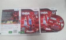 NBA 2K13 Wii Game PAL