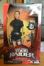 "12"" Lara Croft in Combat Training Gear Tomb Raider Playmates action figure  BNIB"