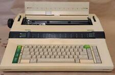 Royal Alpha 610Electronic Typewriter W/ Ribbon - FOR PARTS/REPAIR Wont Power On