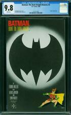 Batman: The Dark Knight Returns #3 CGC 9.8 1986 Joker Miller WP L11 371 cm SALE