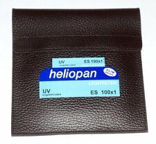 Heliopan ES100 100mm UV Filter - LEICA APO-SUMMICRON-R 180mm E100 11354 lens rom