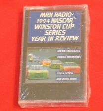 MRN RADIO 1994 NASCAR WINSTON CUP SERIES YEAR IN REVIEW NEW SEALED CASSETTE TAPE
