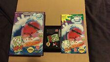 Cool Spot complete in box  (Sega Genesis, 1993)