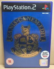Canis Canem Edit (BULLY Bullworth Academy) - PS2 PlayStation 2 | PAL Complete