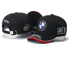 New W1 BMW M3 Racing Black Polo Baseball Golf F1 Trucker Women Mens mesh Cap Hat