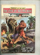 Tarzan #153-1965 stripped Russ Manning / George Wilson