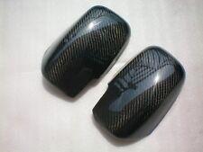 Carbon Fiber Tape-on Side Mirror Covers for 2003-07 Mitsubishi Lancer EVO 7 8 9