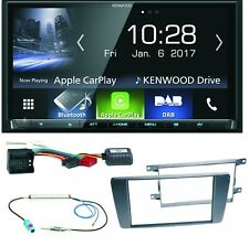 Komplett Set Skoda Octavia 2 Yeti 5L Kenwood DMX-7017DABS Bluetooth Carplay Andr