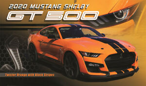 GT Spirit US035 1:18 2020 Ford Mustang Shelby GT 500