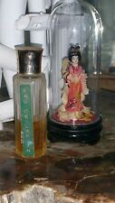 miniature de parfum perfume EAU DE LANVIN ENTAMÉ   SANS BOITE