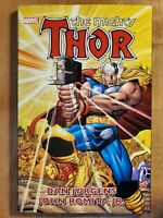 Thor By Dan Jurgens and John Romita Jr. v1 excellent condition Heroes Return