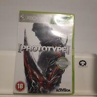 Prototype ( Microsoft Xbox 360 X BOX  ) Tested