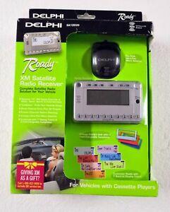 Delphi SA10035 Roady XM Satellite Radio Receiver