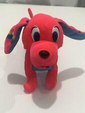 """Pink Dachshund Dog Stuffed Animal Plush 10"""""""