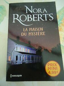 NORA ROBERTS -  LA MAISON DU MYSTERE