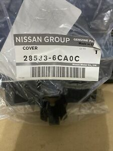 2019-2020 Nissan Inner Reverse  Sensor Cover genuine 28533-6CA0C  NEW.