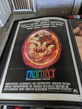 Authentic Theatrical Movie Poster LOT Elvira,Prophecy,Swamp Thing,Explorers more
