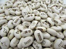 New Magic Message Seeds Fun Novelty Beanstalk Beans Plant Grow Garden Gift UK