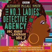 The No.1 Ladies Detective Agency BBC Radio Casebook Vol.2 Eight BBC Radio 4 f