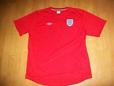 NEW signed England shirt size XXL, Umbro, FREEPOST!