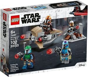 Lego STAR WARS 75267 Battle Pack Mandalorian™