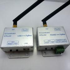 2.4G USB to RS485 Wireless Network Module Virtual Serial Port CC2530 ZigBee UART