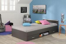 Moderne Bettgestelle ohne Matratze aus Spanplatten 90cm x 200cm