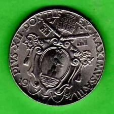 VATICANO VATIKAN VATICAN - 1941 -     2 lire - KM 27 a - Pius XII      aUNC