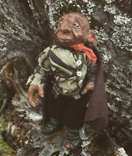 OOAK Large Troll Pixie Froud Inspired Handmade Doll Sculpture From Arctic Norway