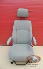 Seat VW T5 Inca front driver comfort adjustments armrests