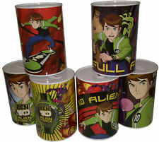 Officially licensed Ben 10 small money tins